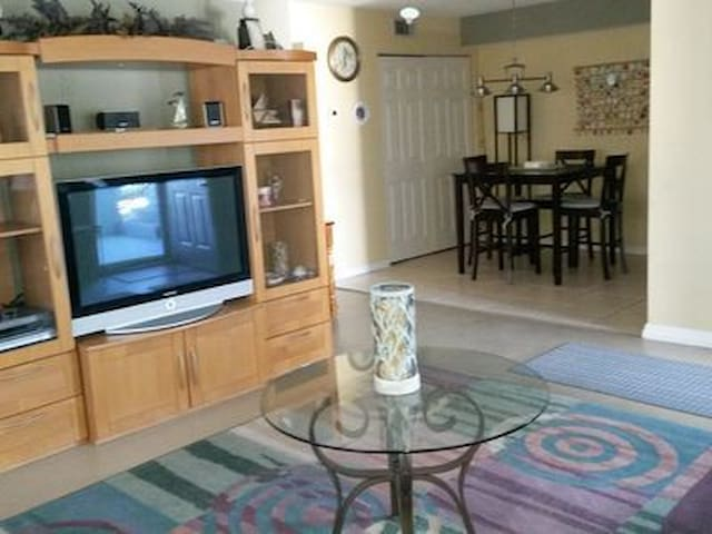 NSB BEACHSIDE CONDO 1 pet only allowed