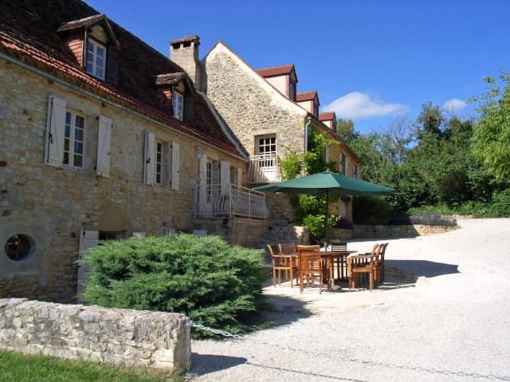 La Grange at Serres, Payrac, France