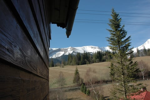 House under the Sky - cabin in the heart of Tatras