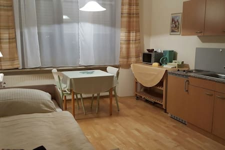 Kleine Wohnung Alte Schlosserei - Daire