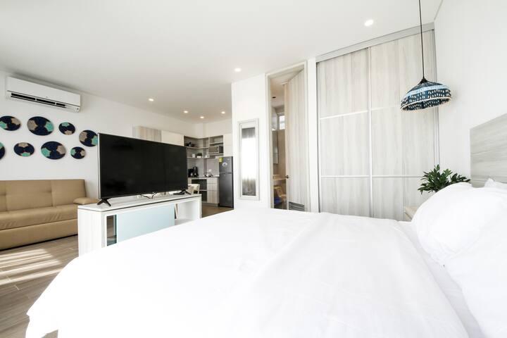 Azure Lotfs & Pools Apto de 1 habitación