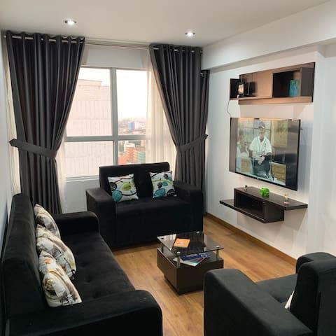 Nice apartment with amazing view in Pueblo Libre