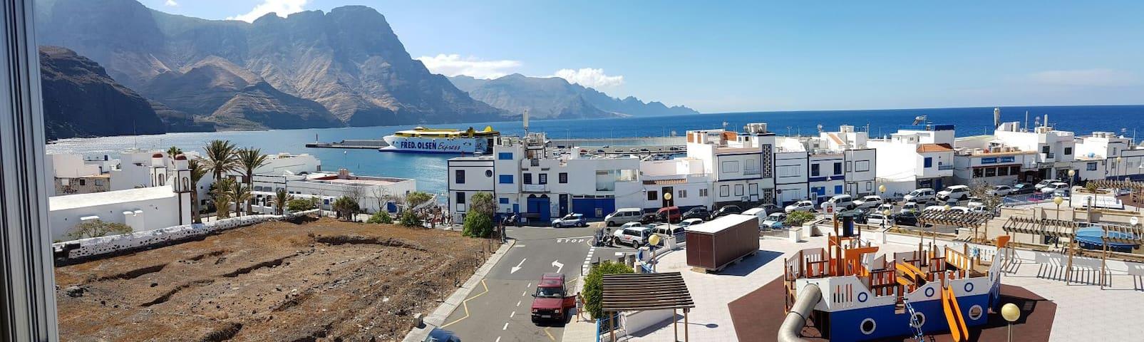 Bonito apart.  Agaete Gran Canaria - Puerto de las Nieves - Wohnung