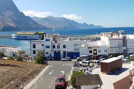Bonito apart.  Agaete Gran Canaria - Apartment