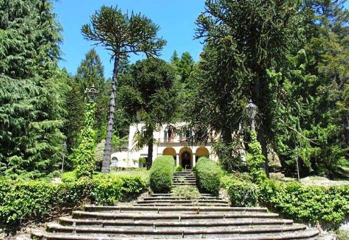 large, exclusive historical villa  - San Marcello Pistoiese - Vila