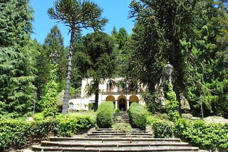 large, exclusive historical villa  - San Marcello Pistoiese