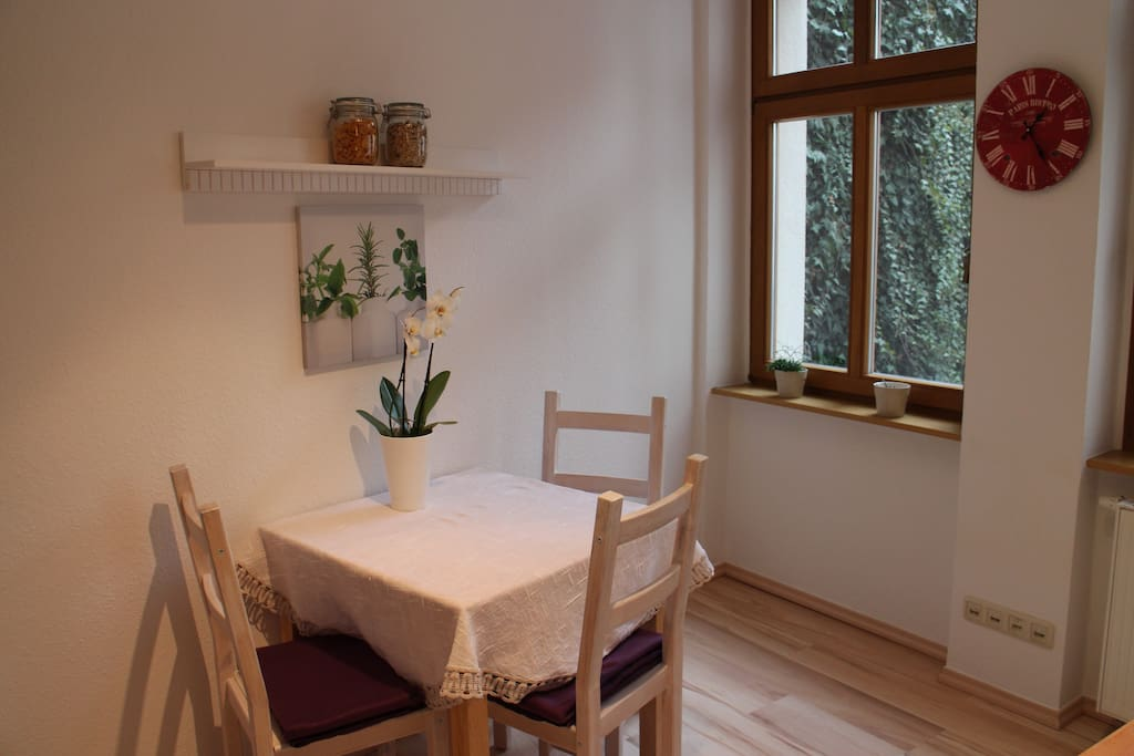 flat in the old town centre apartments for rent in erfurt th ringen germany. Black Bedroom Furniture Sets. Home Design Ideas