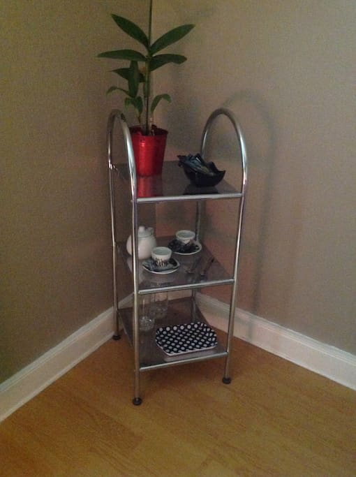 Tea and coffee facilities to enjoy in your room