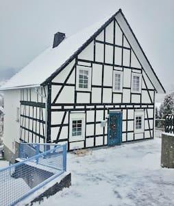 Modern, zonnig en comfortabel huis  - Maison
