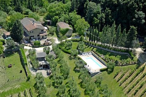 Vacanze con piscina in Toscana 1