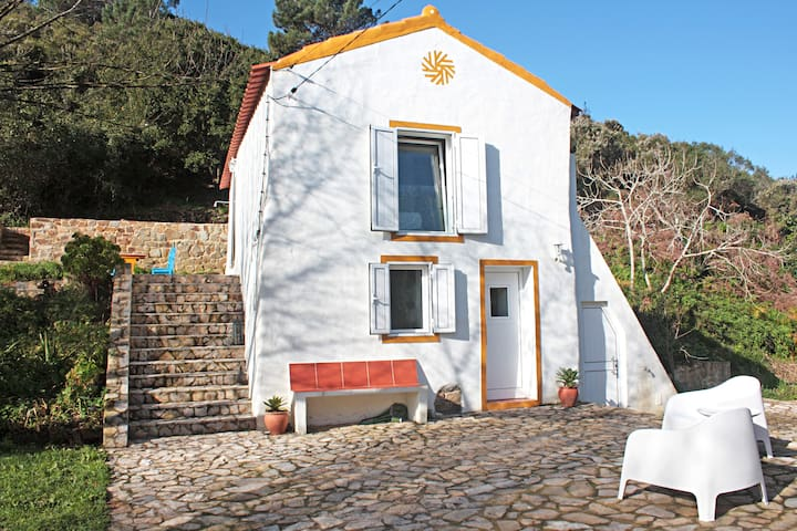 Romantic Watermill w/ 30m long bio-swimming pool - Zambujeira do Mar - Hus