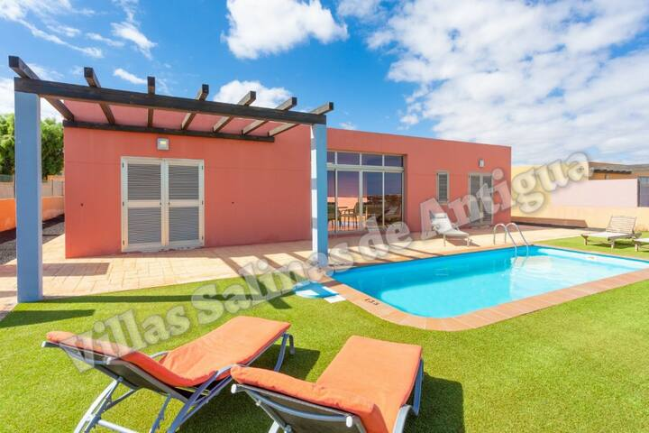 Villa en Caleta de Fuste ( Fuerteventura)