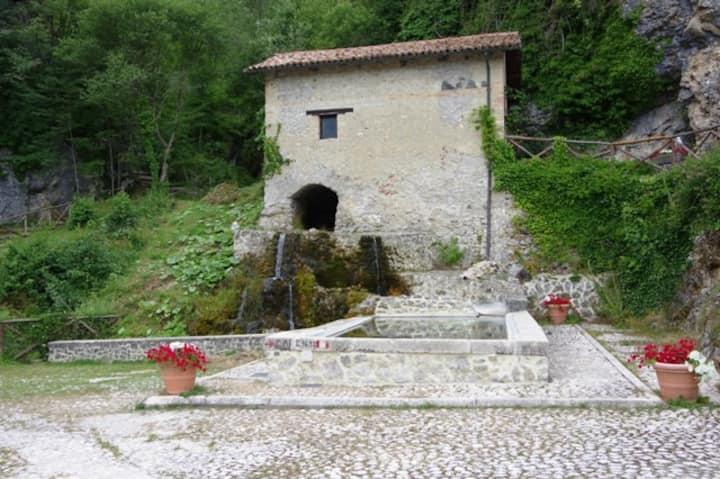 Casetta vicino al Mulino