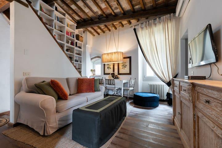 Casa Belvedere su Firenze