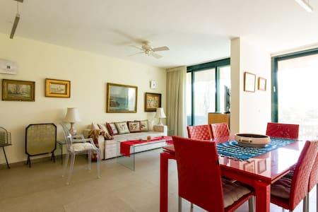 sea view ,beautiful duplex,Neotgolf - Caesarea - Wohnung