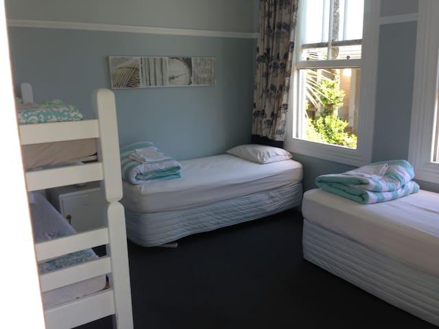 Trip inn Hostel - Westport - Schlafsaal