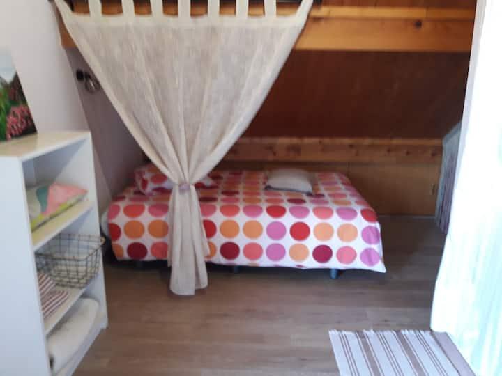 Chambre avec sdb - Pour femme(s) uniquement