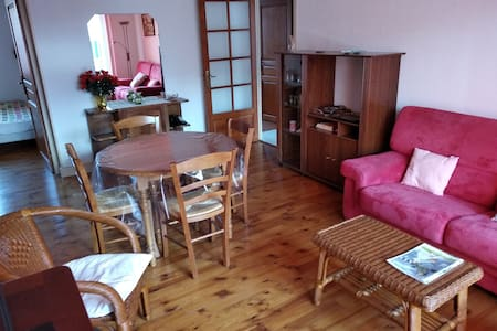 Appartement T4 à 10 min de Conques