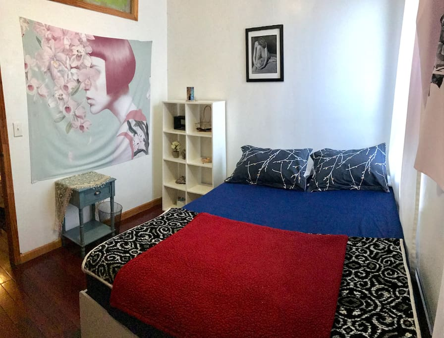 Your lovely room!