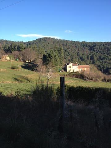 Gite rural en Cévennes - Le Collet-de-Dèze - Hus