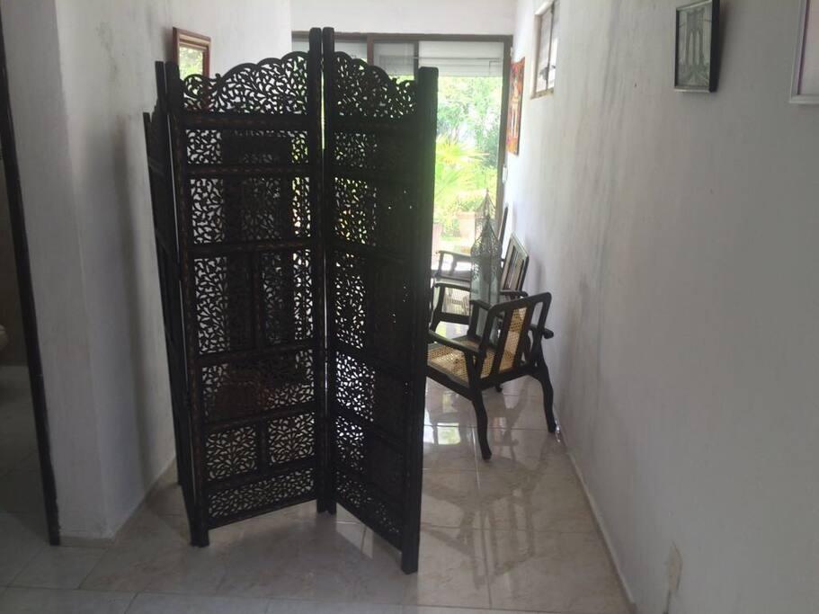 Loft / sillas y ropero