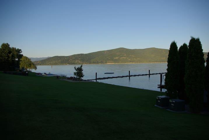 Sandpoint Idaho Condo on Lake Pend Oreille - Sandpoint - Kondominium
