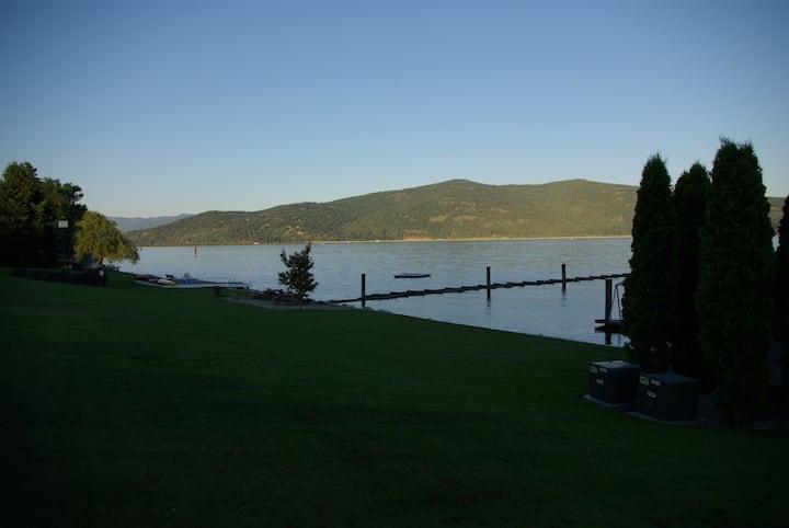 Sandpoint Idaho Condo on Lake Pend Oreille