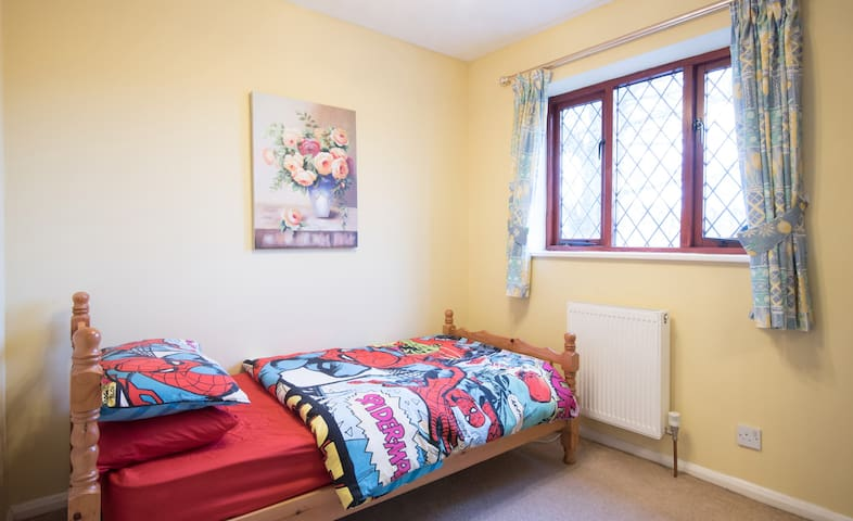 Cozy single room  near Ely - Sutton,Ely - Huis