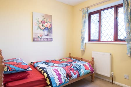 Cozy single room  near Ely - Sutton,Ely