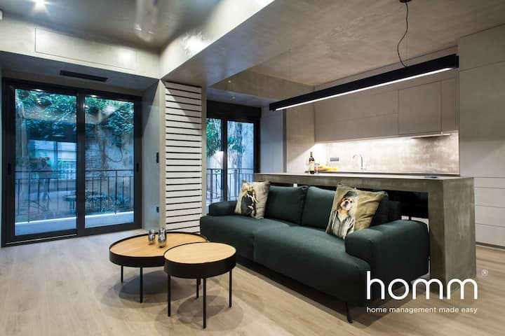 Urban Luxury homm Studio in Piraeus