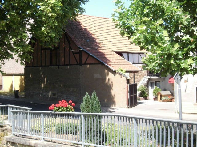 a house with soul in the valley of the river Nahe - Weinsheim - Apartament