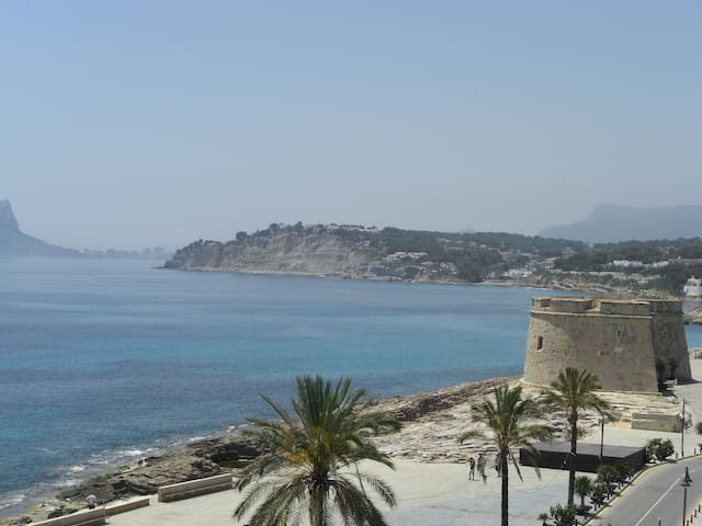 HL002, APARTAMENTO LA SORT MORAIRA PLAYA FANTASTIC - Moraira - Appartement