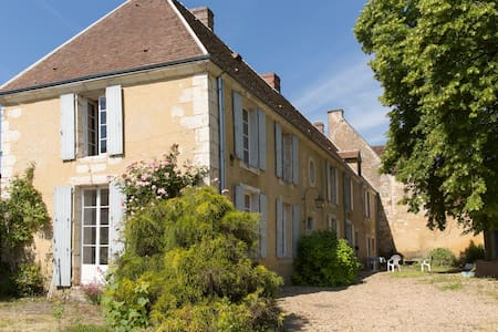 Charming Normandy Country Home - Condeau - 獨棟