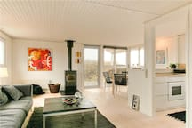 Holiday home with seaview