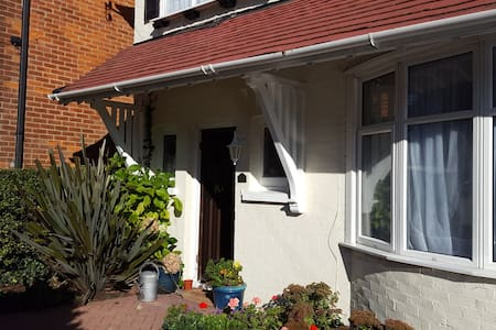 Quiet single room    INSTANT - Bournemouth - Rumah