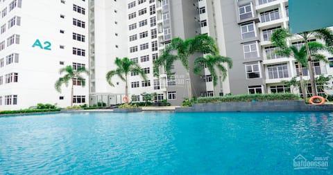 Luxury apartment for rent Thuan An, Binh Duong, VN