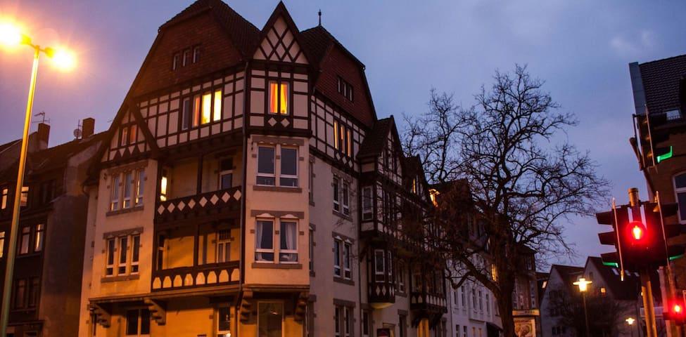 Zimmer in gemütlicher Studenten WG - Hildesheim - Apartamento