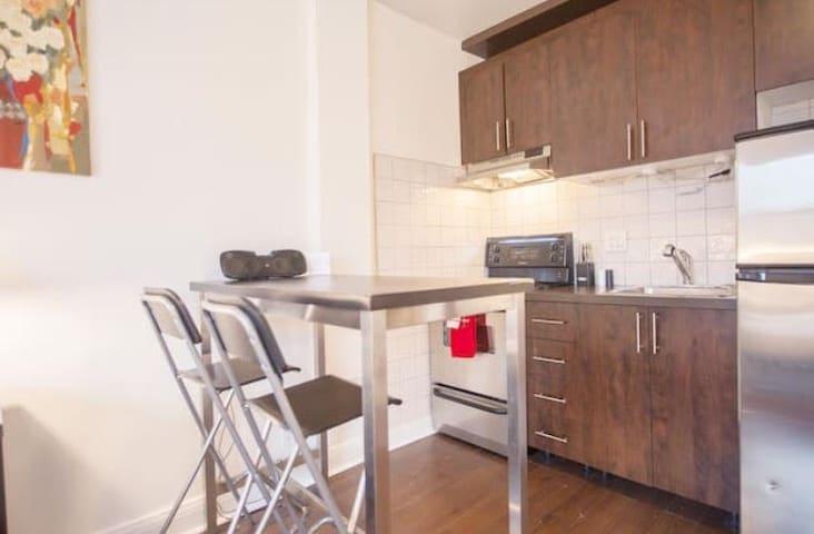 Cosy Midtown Apartment - Toronto - Apartamento