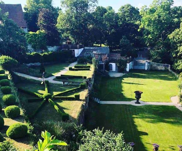 Romantic Orangerie from Castle Hexenagger