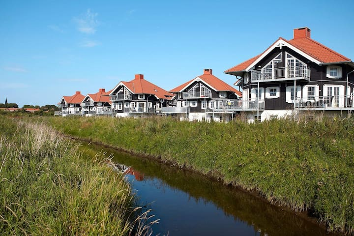 5 persone casa in un parco vacanze a Bogense