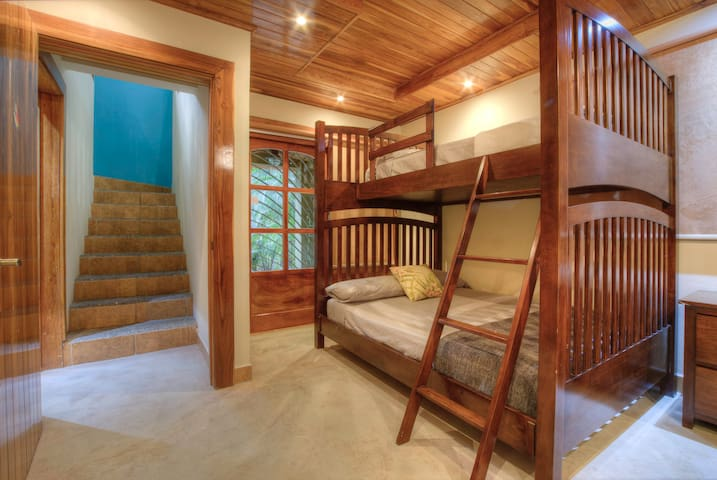 Perfect Guiones getaway, JUST STEPS to the beach