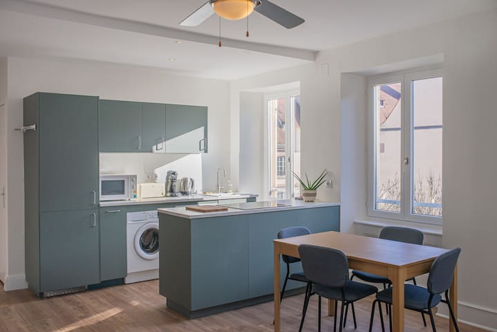 Nice apartment in heart of Strasbourg