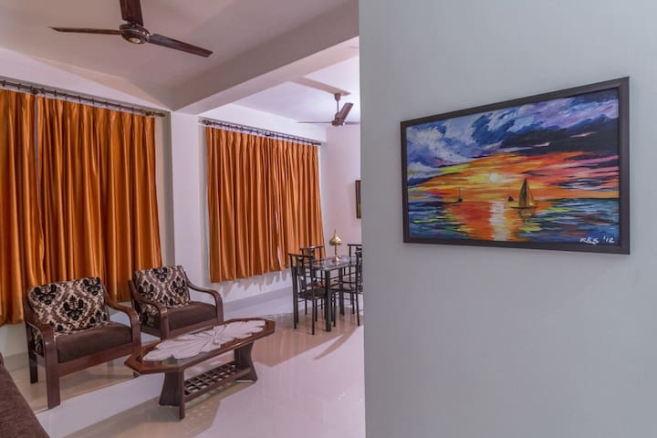 Tusti Homestay -2bedroom bungalow,safe & secure
