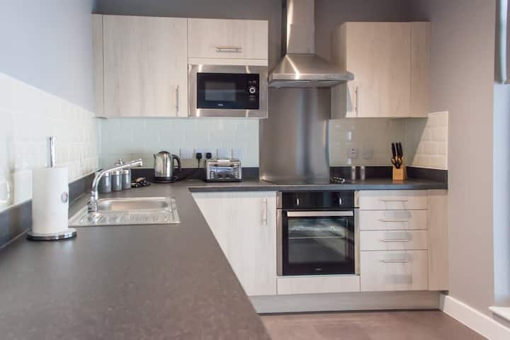 Stunning One Bedroom Newcastle Quayside Apartment