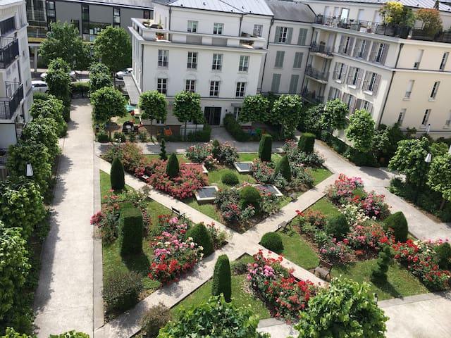 Near disneyland paris val d 39 europe apartamentos en alquiler en chessy idf francia - Apartamentos en disneyland paris baratos ...