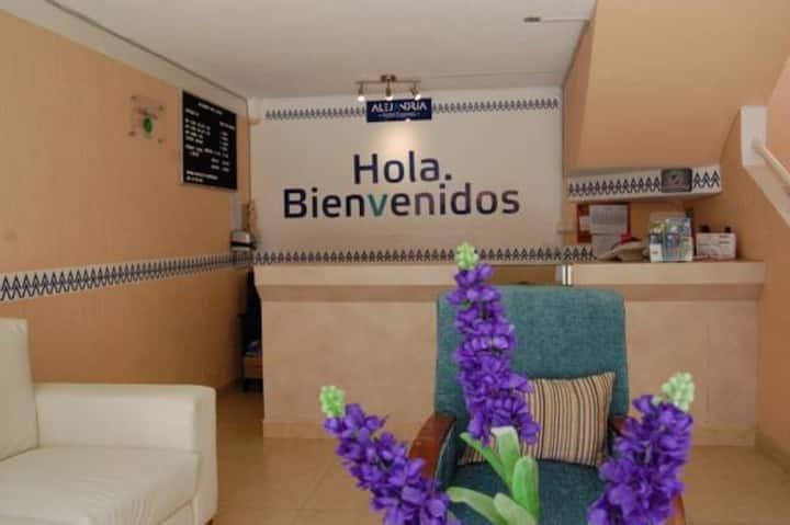 HOTEL EXPRESS ALEJANDRIA. TODO LO QUE NECESITAS