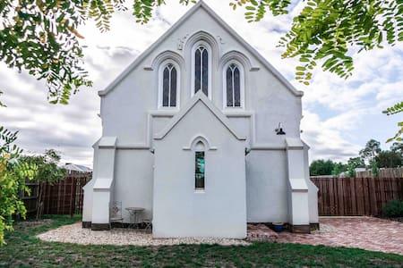 St James Miners Rest, Ballarat. Converted church