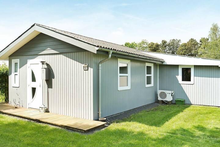 Acogedora casa de vacaciones en Hadsund cerca del mar