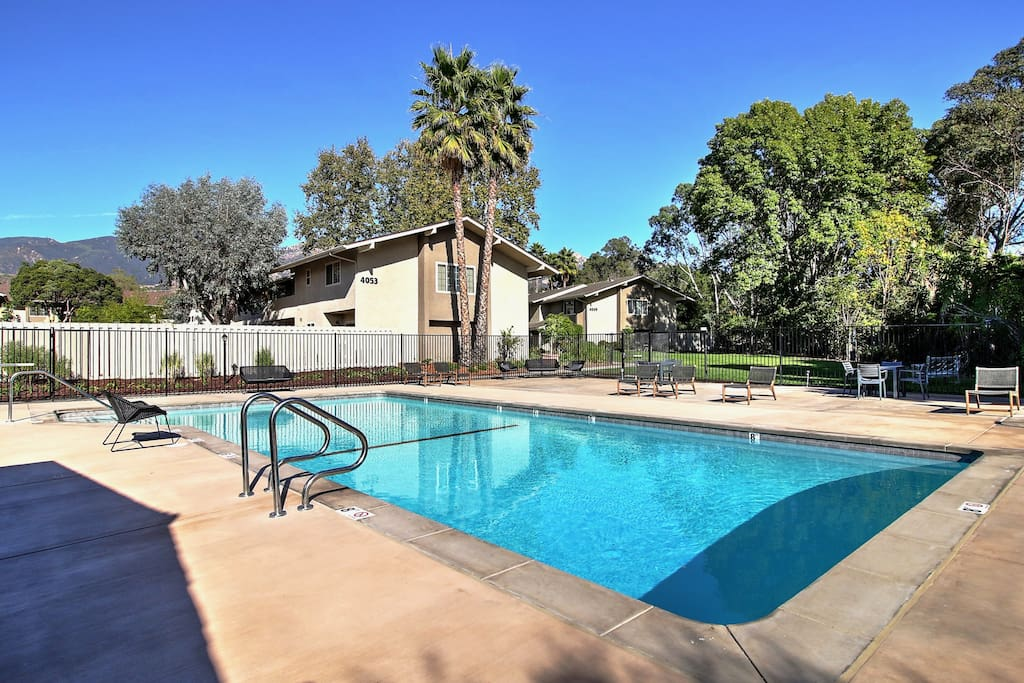 Private Luxury Furnished Bedroom Apartments For Rent In Santa Barbara California United States