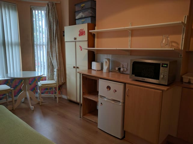 Cosy studio near city centre